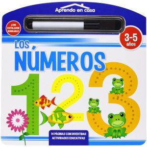 Aprendo en casa (Los números)