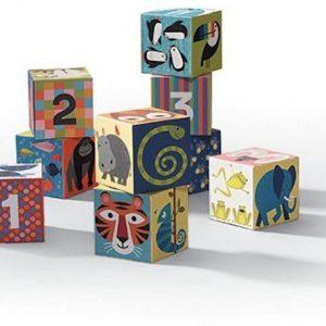 Puzzle Block Animalia