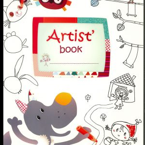 Artist'book (Nicolás)