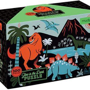Glow in Dark Puzzle/Dinosaurs