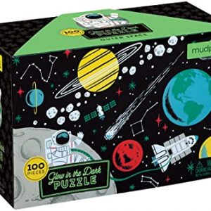 Glow in Dark Puzzle/Outer Space