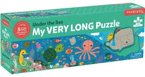 30 PC Long Puzzle/Under the Sea