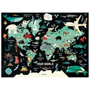 1000 PC Puzzle/Your World