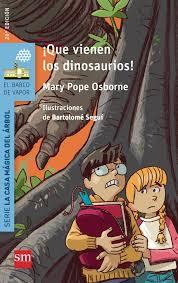 ¡Qué vienen los dinosaurios!