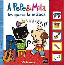 A Pepe & Mila les gusta la música