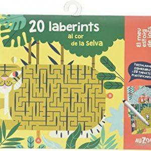 20 laberintos en el corazón de la selva